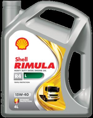 Shell Rimula R4 L 15W-40