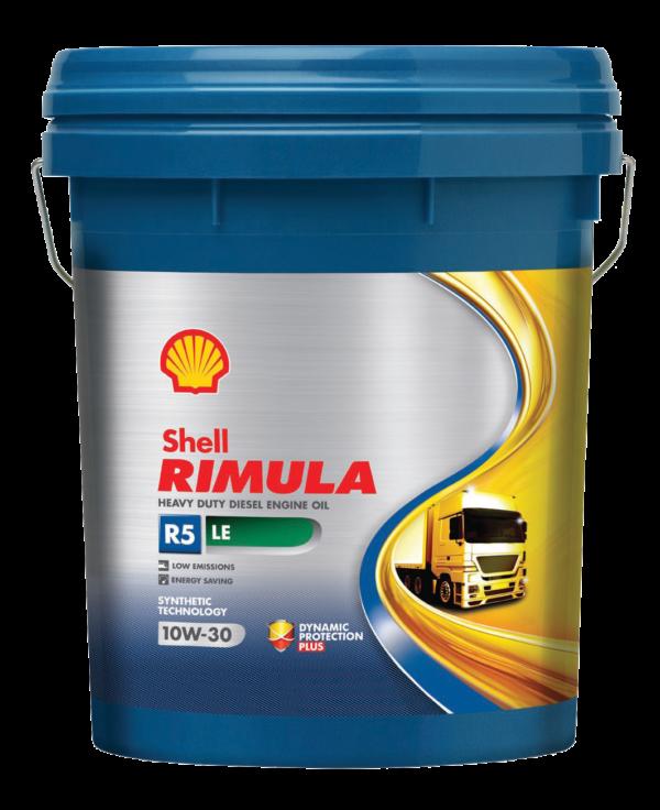 Shell Rimula R5 LE 10W-30