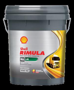 Shell Rimula R6 LM 10W-40