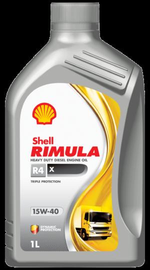 Shell Rimula R4 X 10W-40